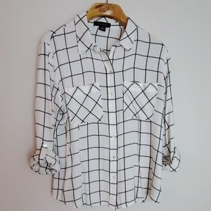 SANCTUARY Button Down